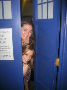 We're in a TARDIS, ya'll.